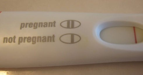 Negative-Test-Pregnant