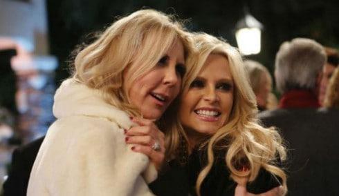 Vicki and Tamra