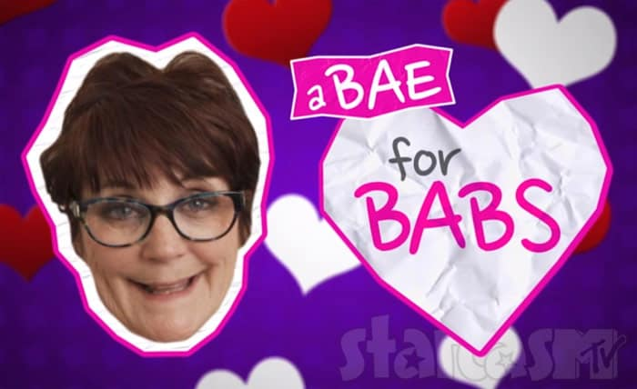 A Bae For Babs Evans MTV Teen Mom 2 spin off web series