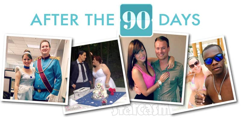90 Day Fiance follow up spin-off series After the 90 Days cast