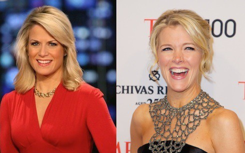 Are Megyn Kelly and Martha MacCallum related 7