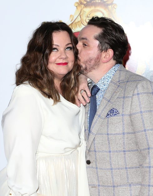 "World Premiere Of Universal Pictures' ""The Boss"" Featuring: Melissa McCarthy, Ben Falcone Where: Westwood, California, United States When: 29 Mar 2016 Credit: FayesVision/WENN.com"