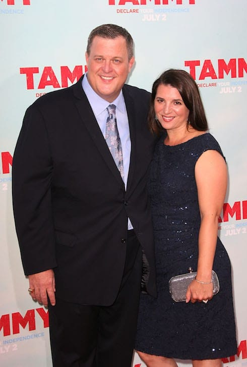 Los Angeles Premiere of Tammy held at the TCL Chinese Theatre Featuring: Billy Gardell Where: Los Angeles, California, United States When: 01 Jul 2014 Credit: Adriana M. Barraza/WENN.com