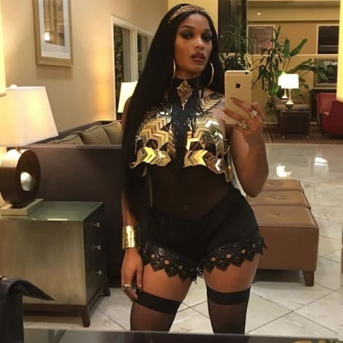 Are Stevie J and Joseline getting married 3