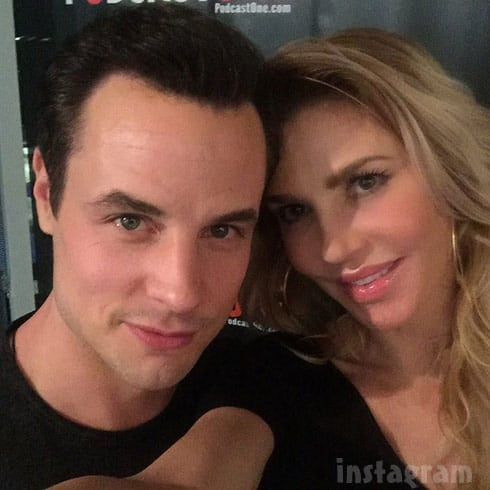 Brandi Glanville LeAnn Rimes ex husband Dean Sheremet together