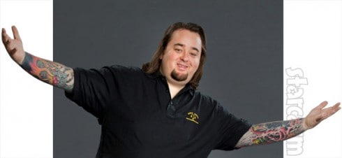 Chumlee Pawn Stars arms