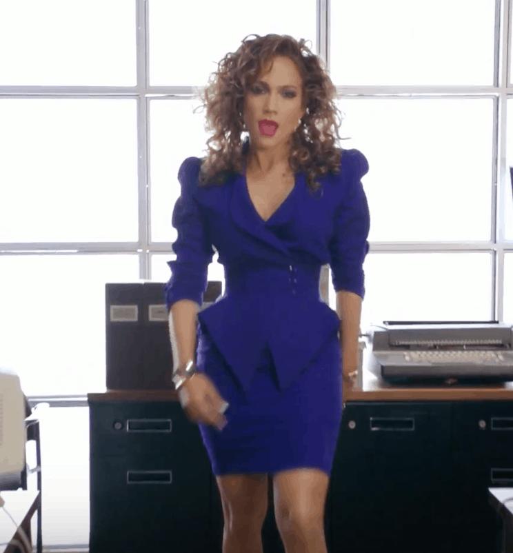 Jennifer Lopez Aint Your Mama Music Video - Jennifer