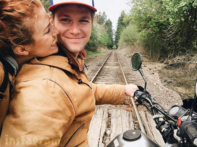 Photos Lpbw S Jeremy Roloff And Wife Audrey In Scary
