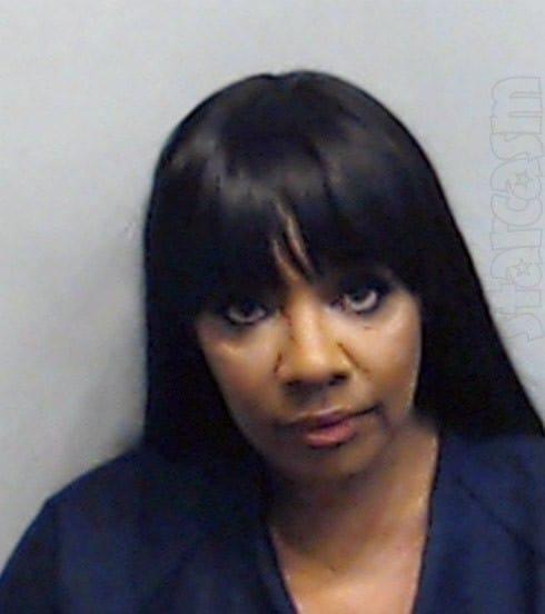 Karen King arrest 2016 mug shot