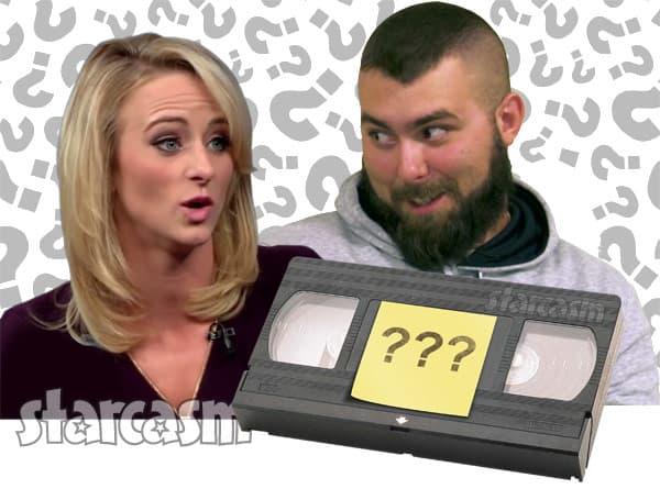 Leah Messer Corey Simms mystery video