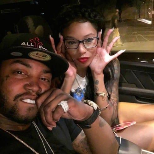 Lil Scrappy and Bambi 1