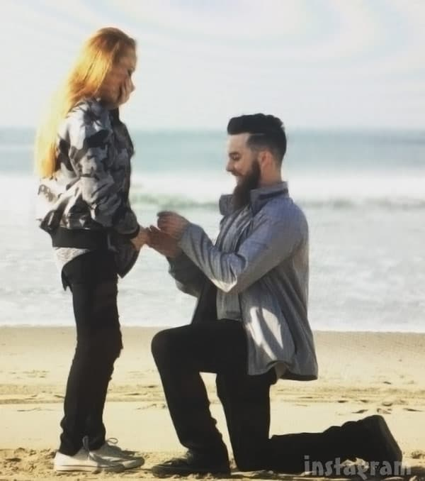 Teen Mom Maci Bookout proposal Taylor McKinney