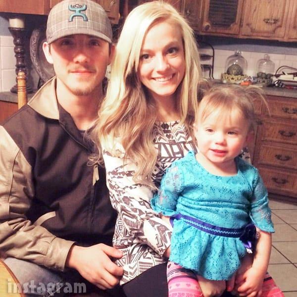 Mackenzie McKee husband Josh daughter Jaxie