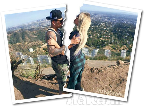 Pauly D Aubrey O'Day break up