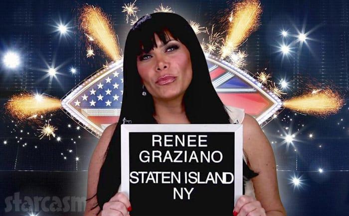 Renee Graziano Celebrity Big Brother
