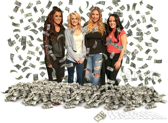 Teen Mom 2 money