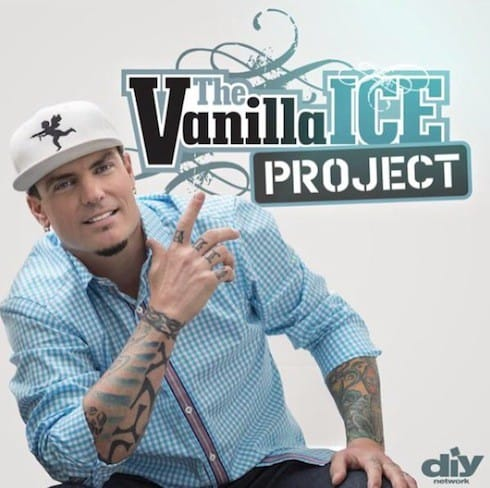 What do Vanilla Ice's knuckle tattoos say 4