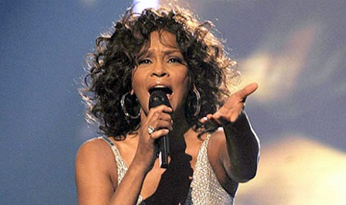 Whitney Houston WTF