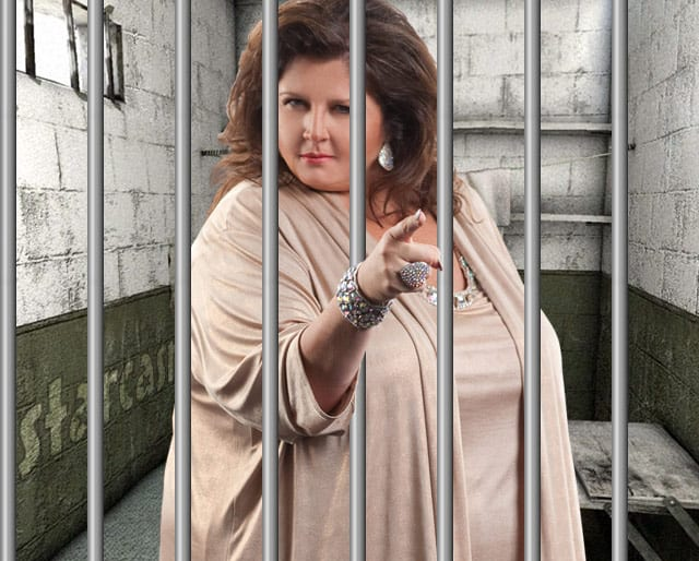 Abby Lee Miller pleads guilty faces jail prison sentence