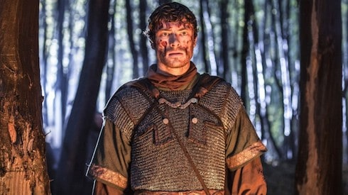 Barbarians Rising cast Gavin Drea
