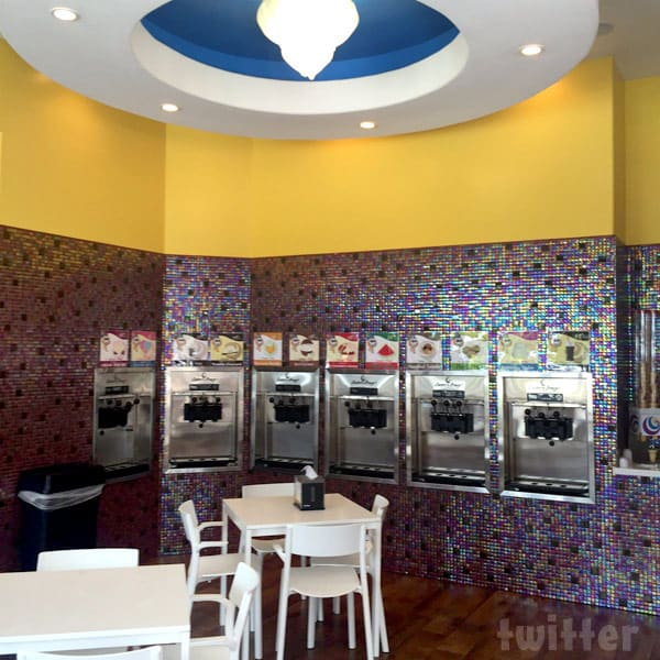 Farrah Abraham Froco grand opening interior