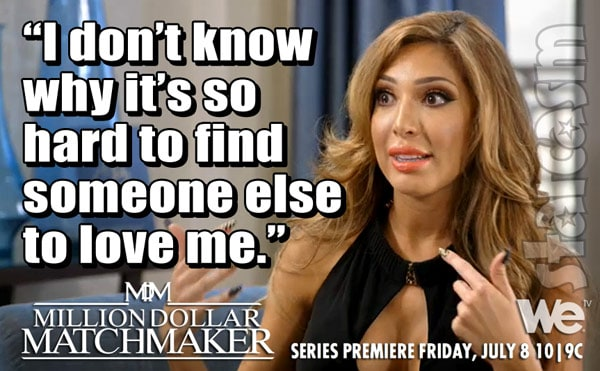 Farrah Abraham Million Dollar Matchmaker