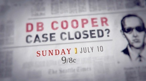 Is DB Cooper dead or alive 2