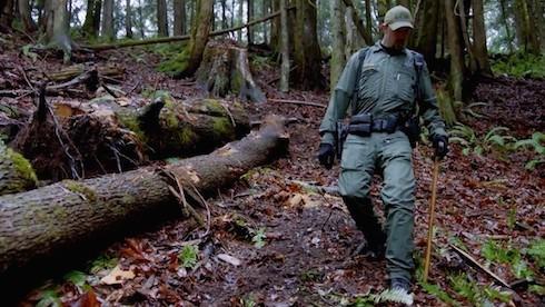 Is Dark Woods Justice real 1