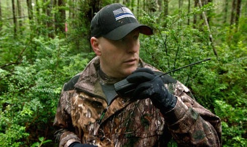 Is Dark Woods Justice real Jeff Rhoades