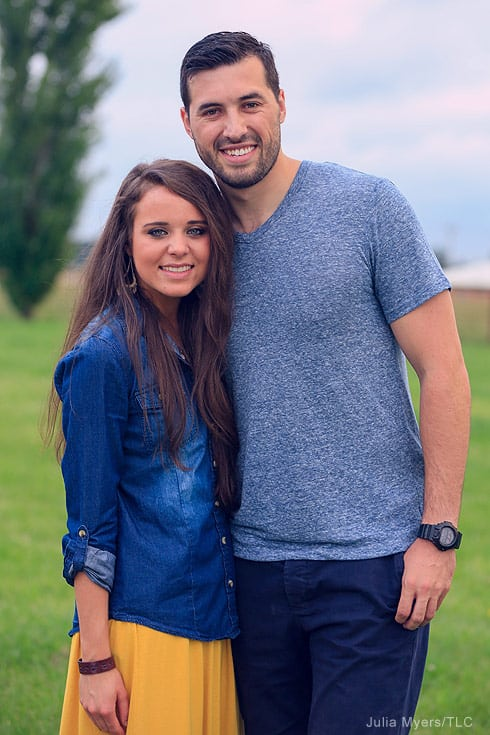 Jinger Duggar boyfriend Jeremy Vuolo together