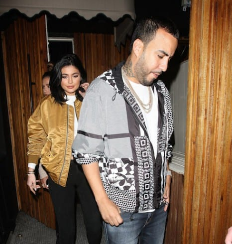Kylie Jenner and French Montana leave The Nice Guy Club together in West Hollywood, CA. Pictured: Kylie Jenner and French Montana Ref: SPL1301062 130616 Picture by: Photographer Group / Splash News Splash News and Pictures Los Angeles: 310-821-2666 New York: 212-619-2666 London: 870-934-2666 photodesk@splashnews.com
