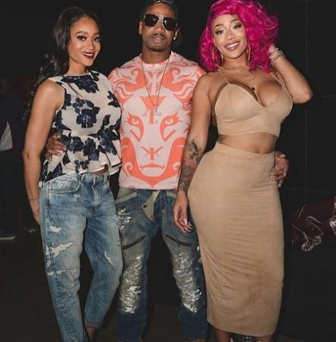Mimi Faust and Stevie J 3
