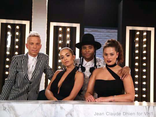 Americas Next Top Model new judges VH1