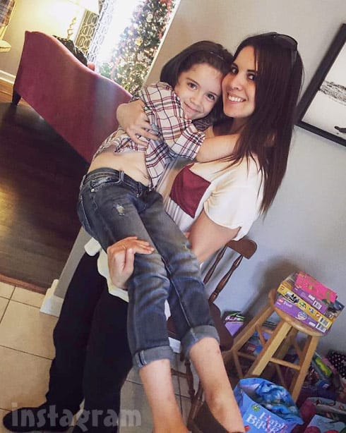 16 and Pregnant Ashley Salazar daughter Callie