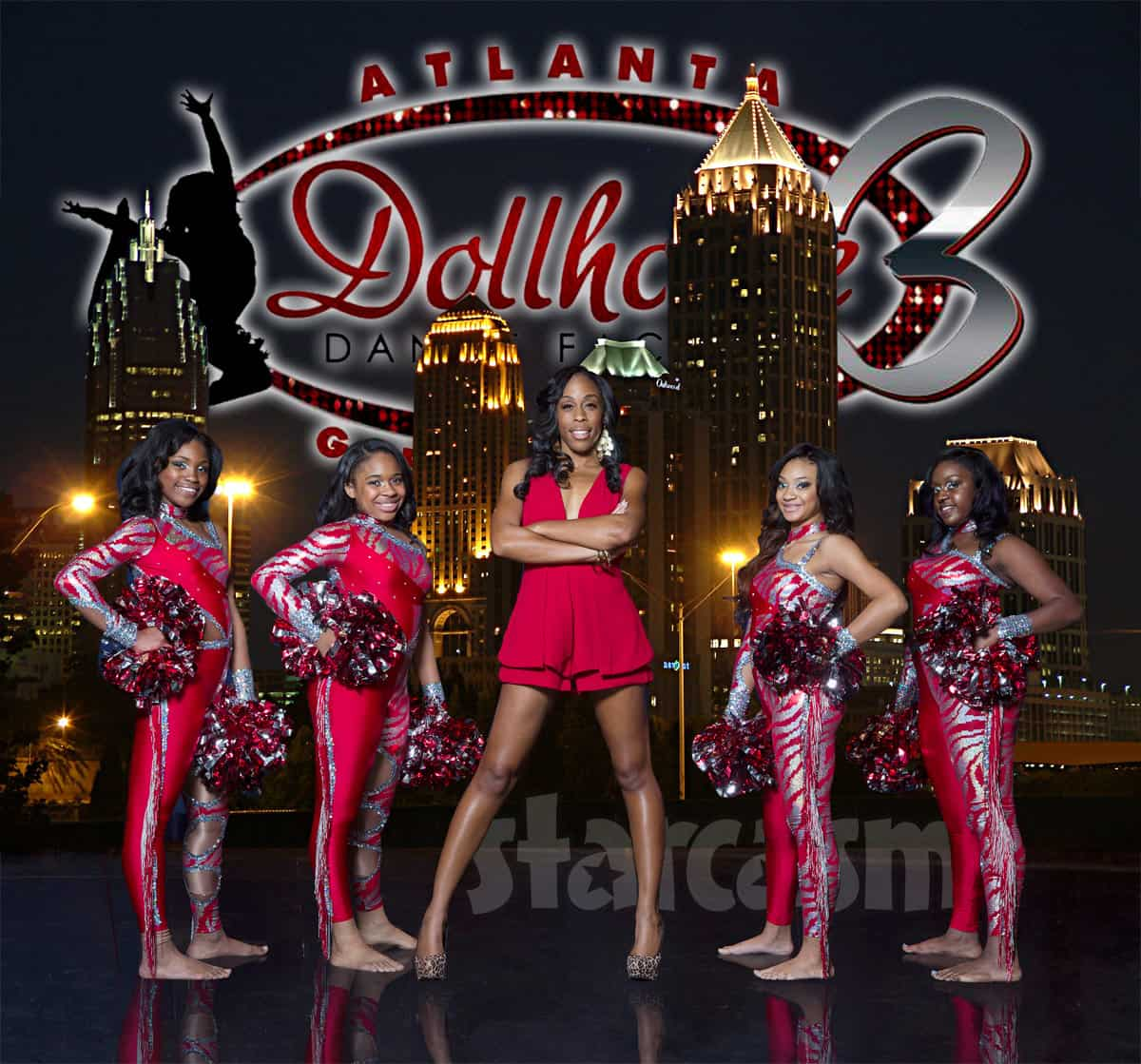 Bring It Miss D Opening Dollhouse Dance Factory In Atlanta