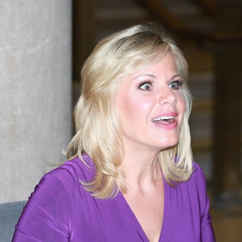 Gretchen Carlson signs copies of her book 'Getting Real'