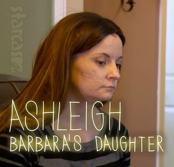Jenelle Evans sister Ashleigh from Being Barbara