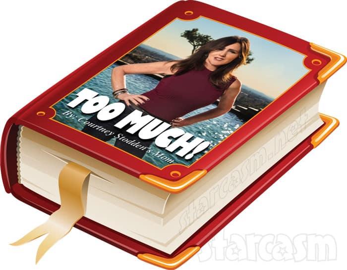 Courtney Stodden's mom Krista Keller Stodden tell-all book Too Much