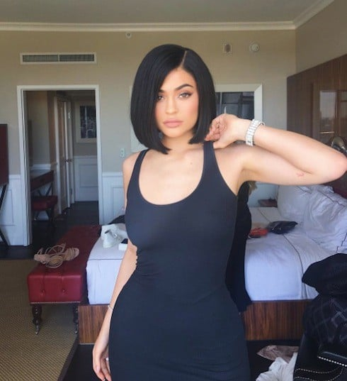 Kylie Jenner reportedly pregnant 2