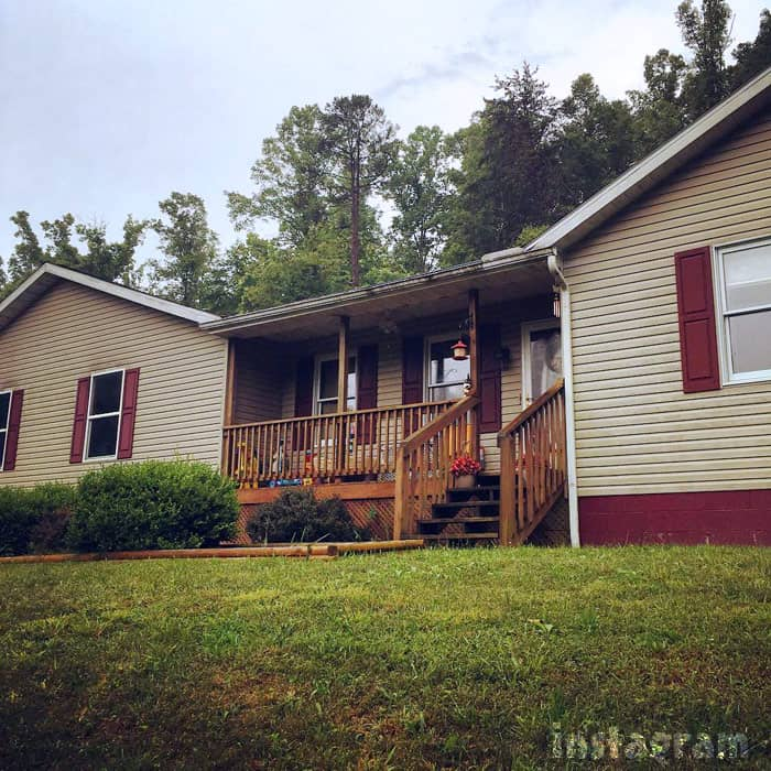 Teen Mom 2 Leah Messer's new house