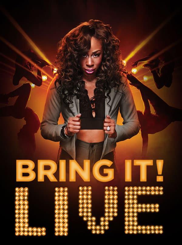 Miss D Bring It Live tour