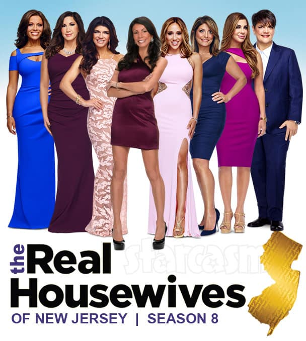 Danielle staub inserts herself in rhonj drama with cast for Where do real housewives of new jersey live