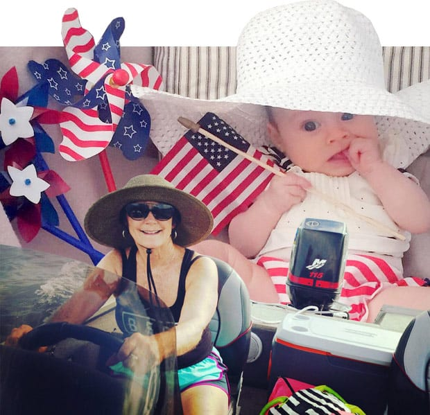 Reality stars 4th of July photos
