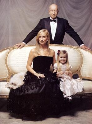 Sonja Morgan Family