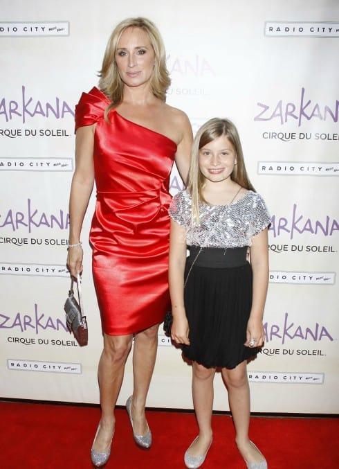 Sonja Morgans Daughter Quincy