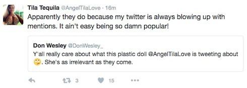 Tila Tequila tweets 13