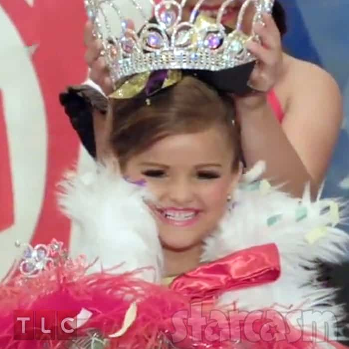 When Does Toddlers Tiaras Air New Episodes On Wednesday Nights At
