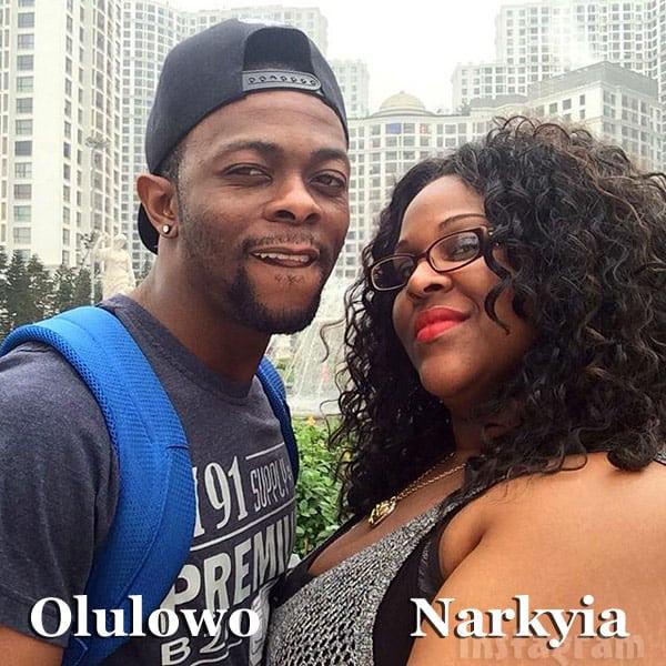 90 Day Fiance Narkyia and Olulowo from Nigeria