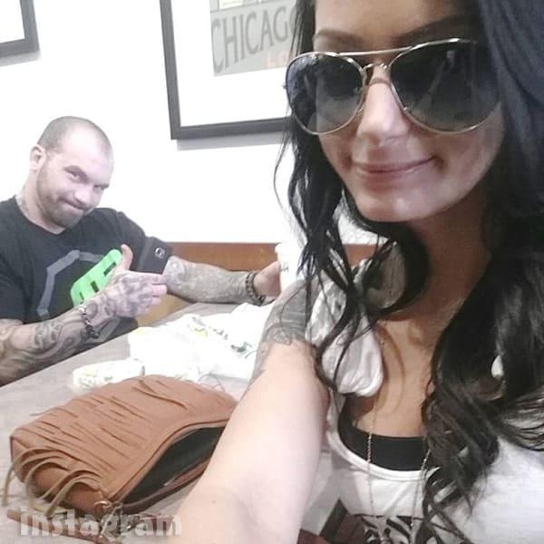 Adam Lind fiancee Stasia Huber together Instagram
