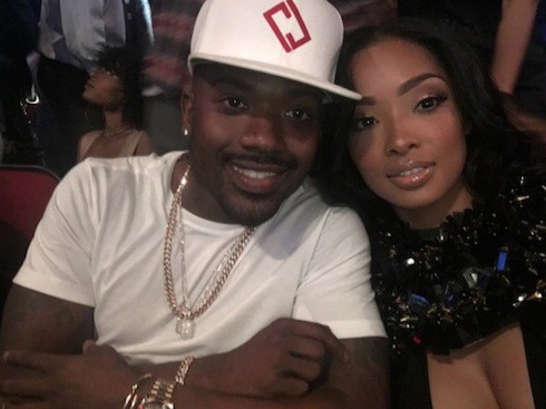Are Ray J & Princess married 3